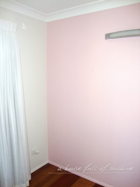 Leg Girl Wallpaper Baby Girl Nursery Makeover Part One How To Paint A Polka