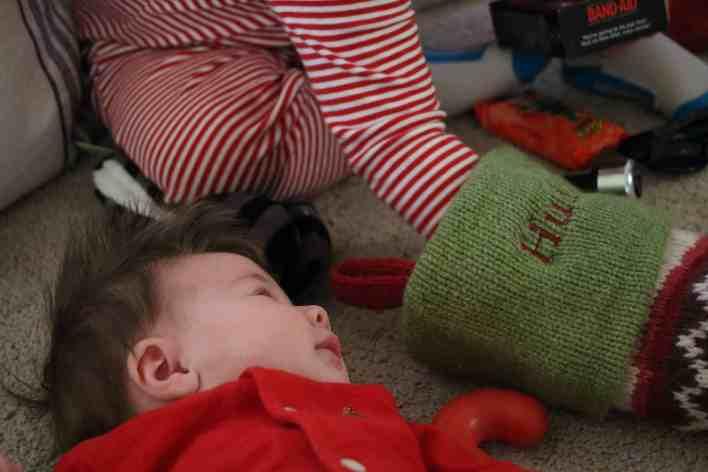 Christmas Morning 2015 | Ahrens at Home