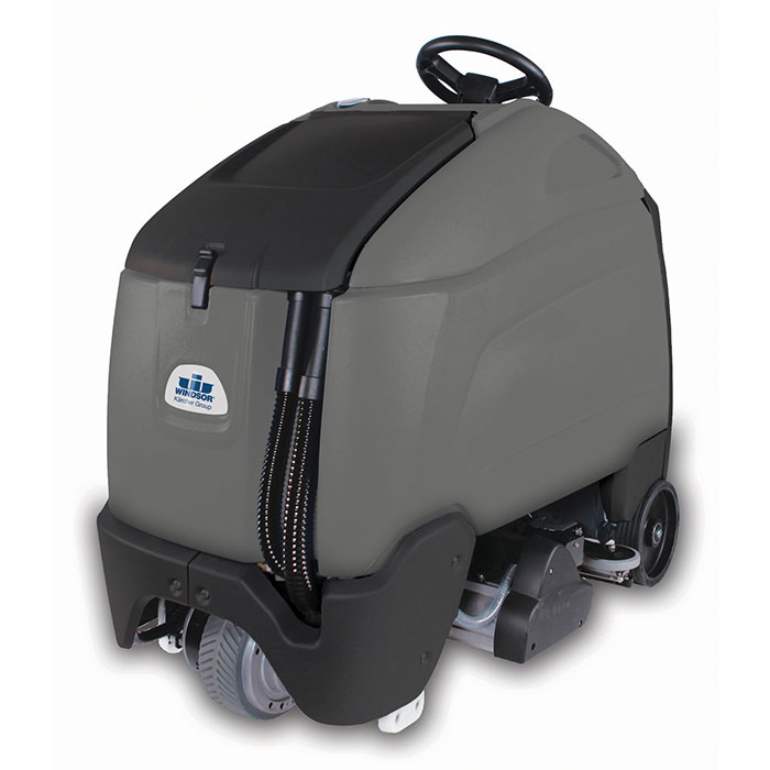 Windsor Chariot® iExtract™ 25 Gallon Stand-Up Carpet Extractor w