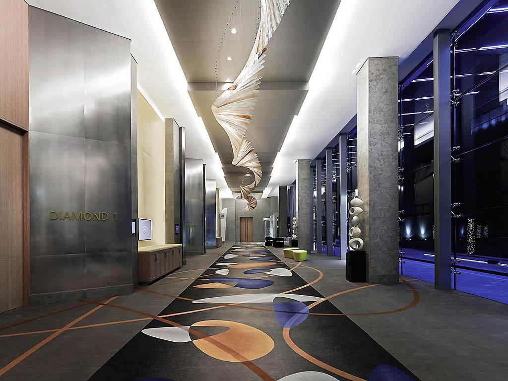 Luxury Hotel Dubai Sofitel Dubai Downtown