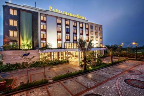 padjadjaran suites resort dan convention hotel Bogor
