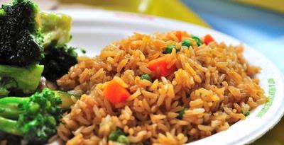 nasi goreng kari lezat mudah sederhana