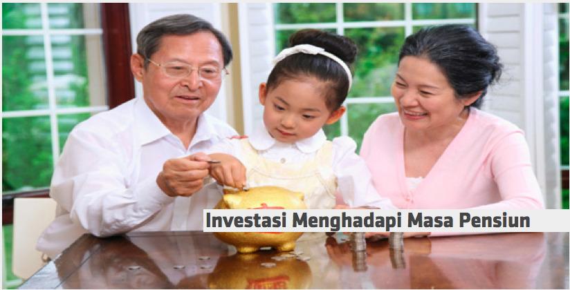 Investasi Menghadapi Masa Pensiun