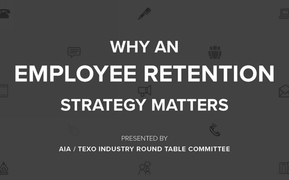 Employee Retention - AIA Dallas