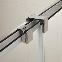 8mm NANO Glas Duschkabine Dusche Duschwand Duschabtrennung ...