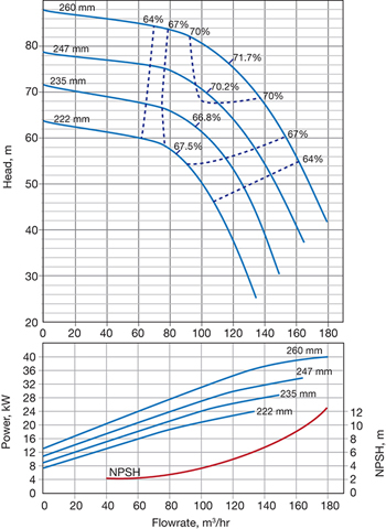 Pump Sizing Bridging the Gap Between Theory and Practice AIChE