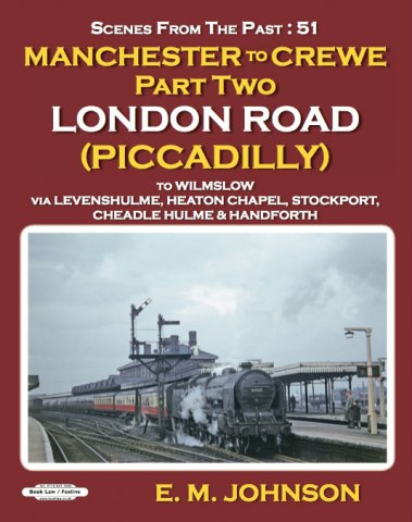 Piccadilly to Crewe Eddie Johnson