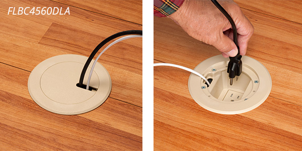 And Ul Listed 15a Decorator Receptacle Low Voltage