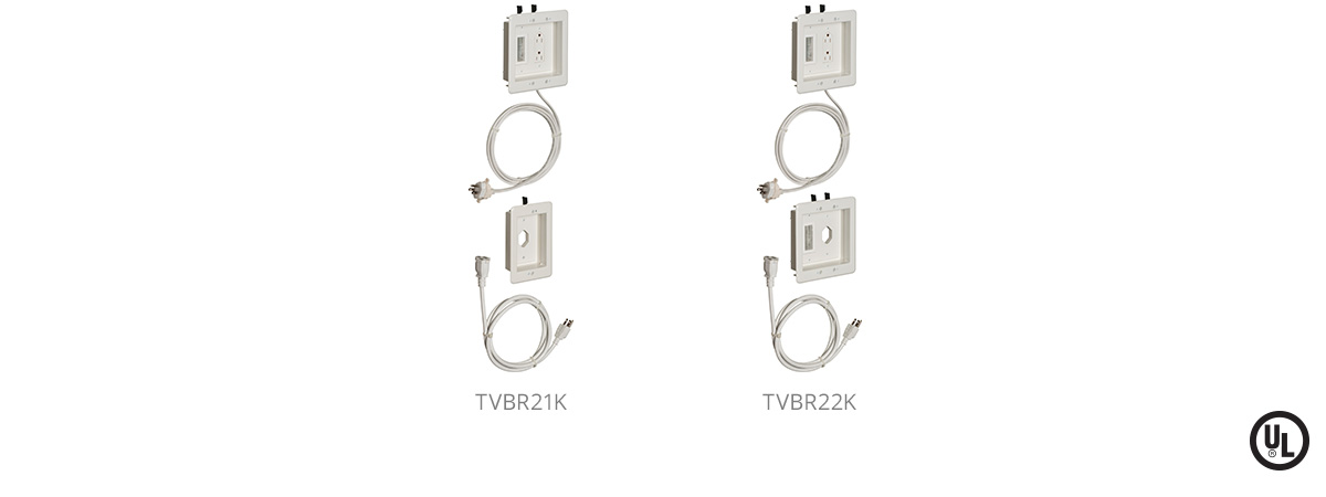 in wall tv wiring kits