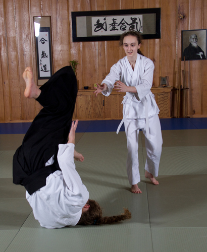 Comparing Aikido and Other Martial Arts \u2013 Aikido in Fredericksburg