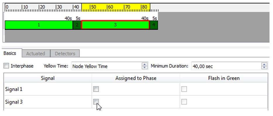 Geometry Configurations Part 3 - Control Plans u2013 Aimsun Aimsun - control plan
