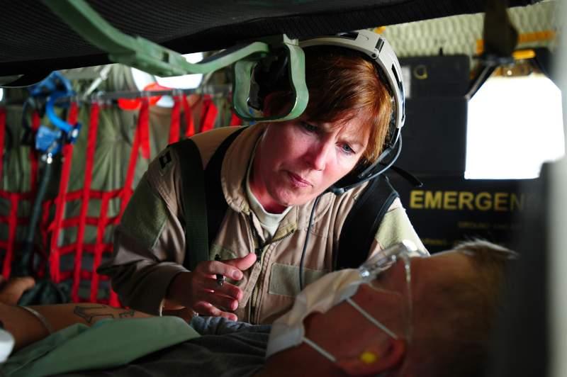 Career as Air Ambulance Transport Nurse - Air Ambulance Guides