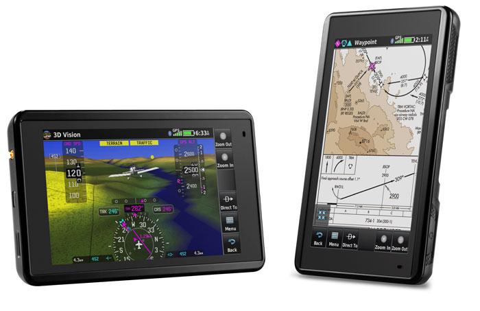 GARMIN AERA 660 TOUCHSCREEN PORTABLE GPS from Aircraft Spruce