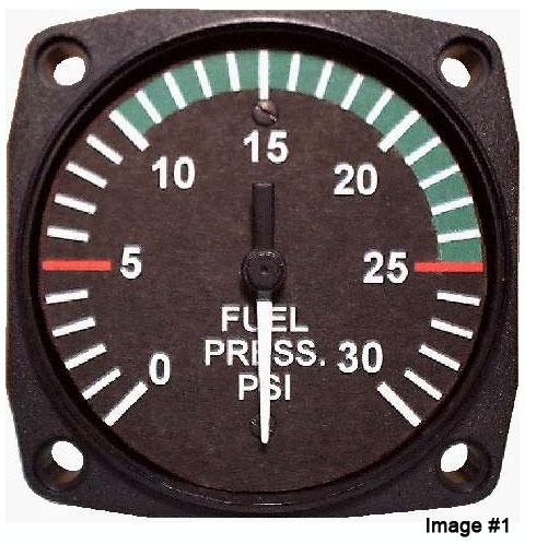 UMA 2-1/4\u0027\u0027 ELECTRONIC FUEL PRESSURE GAUGES TSO from Aircraft Spruce