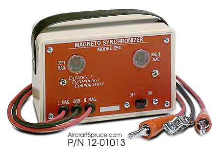 EASTERN ELECTRONICS MAGNETO TIMING LIGHT - MODEL E50 from Aircraft