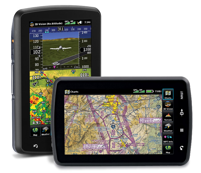 GARMIN AERA 796 GPS AMERICAS DATABASE from Aircraft Spruce