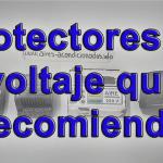 Protectores de voltaje