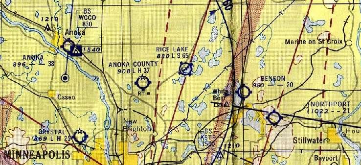 Abandoned  Little-Known Airfields Minnesota, Minneapolis / St