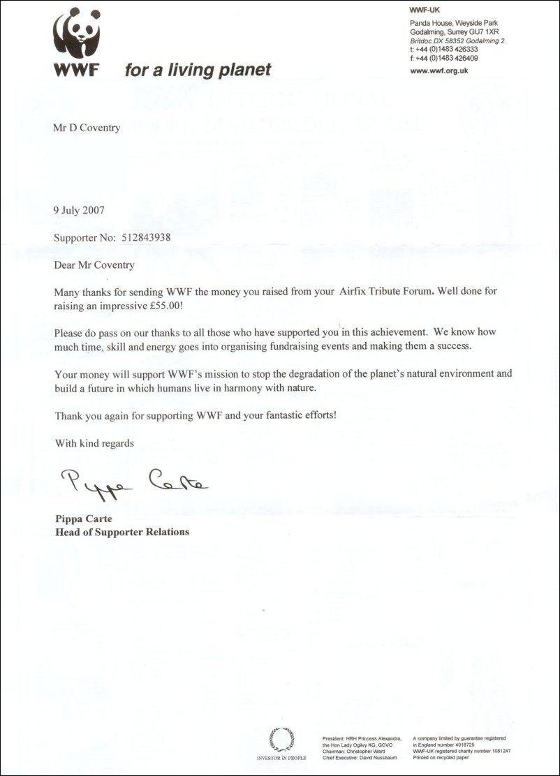 Beautiful Thank You Letter For Donations Gallery - Office Resume ...