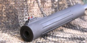 Hatsan Mod 125 Sniper .25 cal - Muzzle Break Noise Dapener