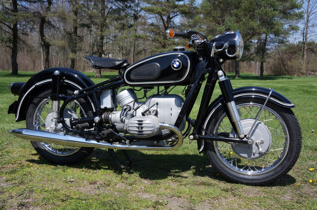 1965 BMW R60/2 No longer available Airhead Restorations