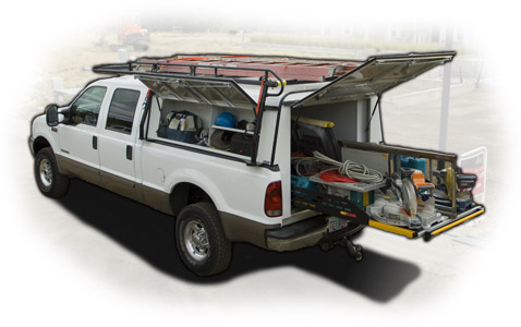 AirCell on Truck