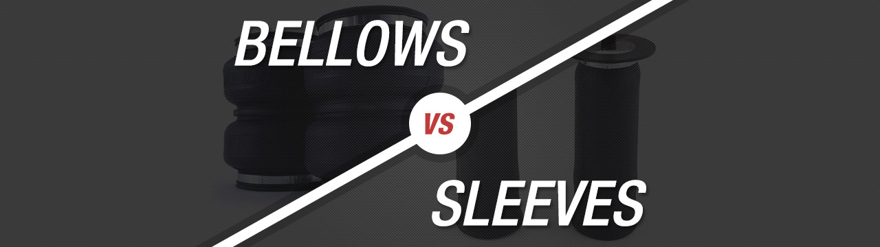 Bellows vs. Sleeve Air Bags