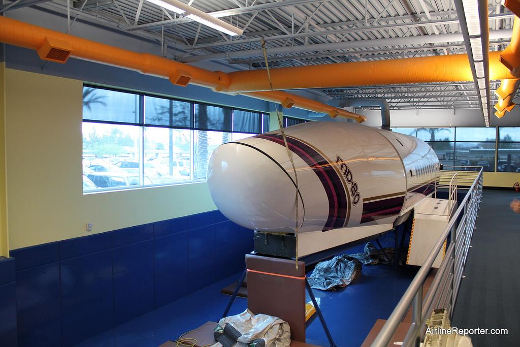 Touring Allegiant Air\u0027s Headquarters in Las Vegas - AirlineReporter