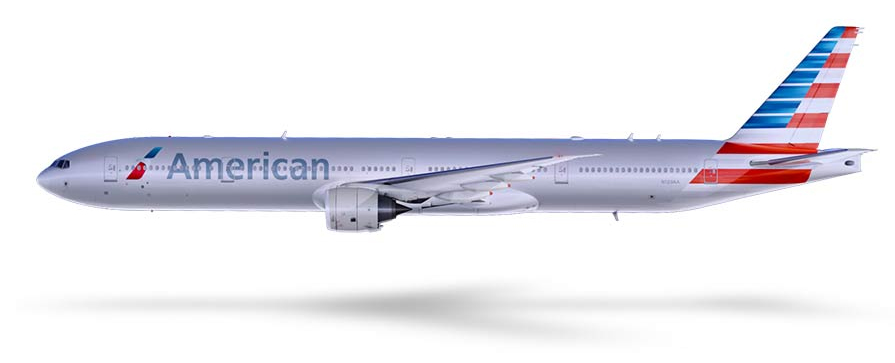 American Airlines Reveals New Livery New Logo New Look Airlinereporter Airlinereporter