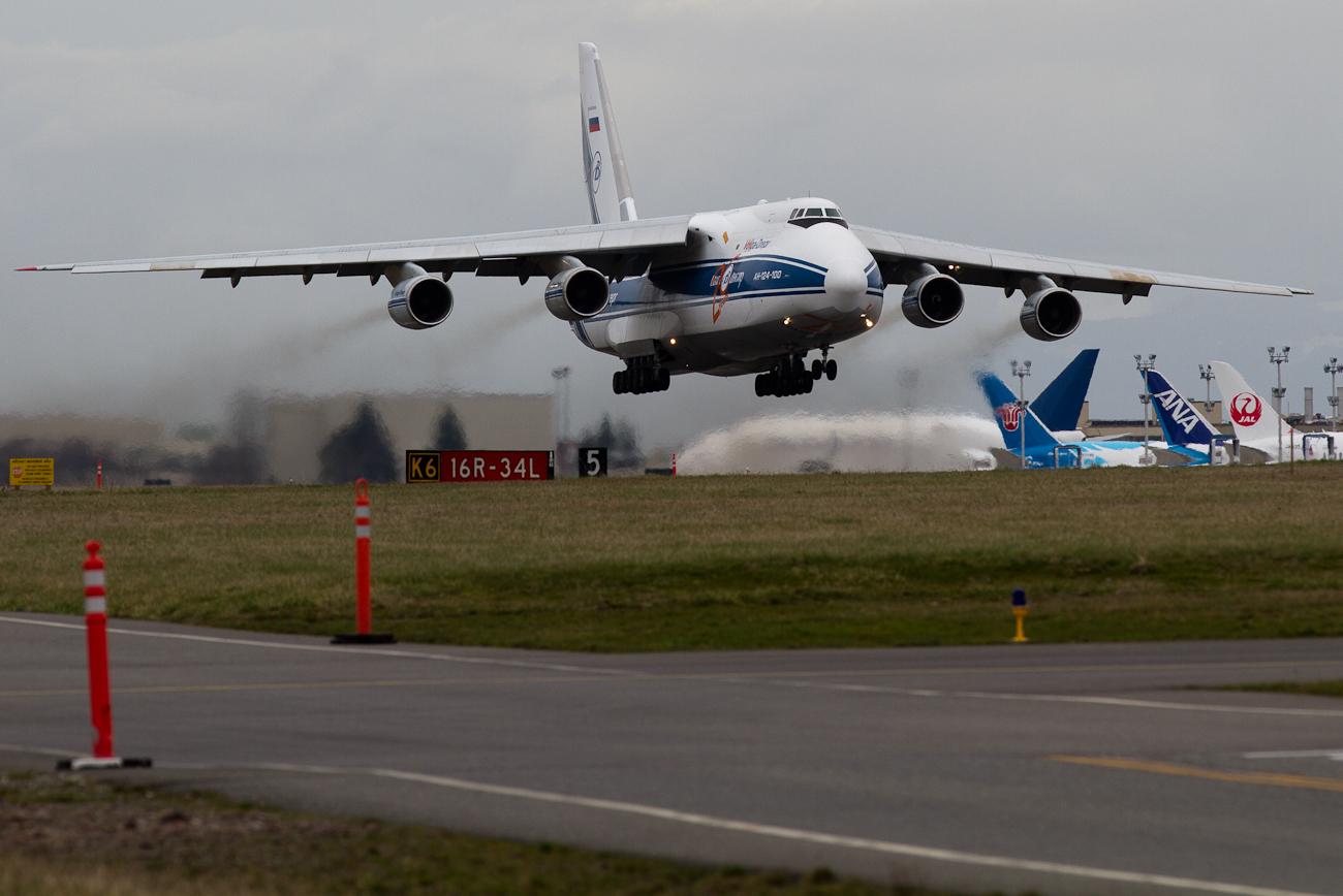 Photos An Inside Look Of An Antonov An 124
