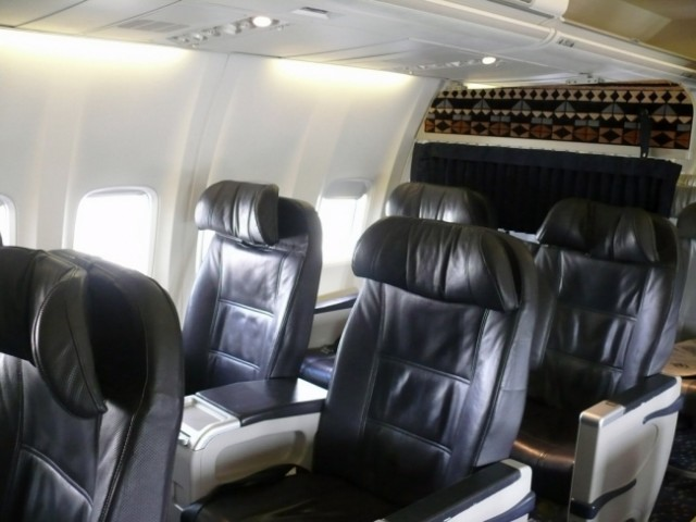 Flying VIP Having Half a Alaska 737 to Myself - AirlineReporter