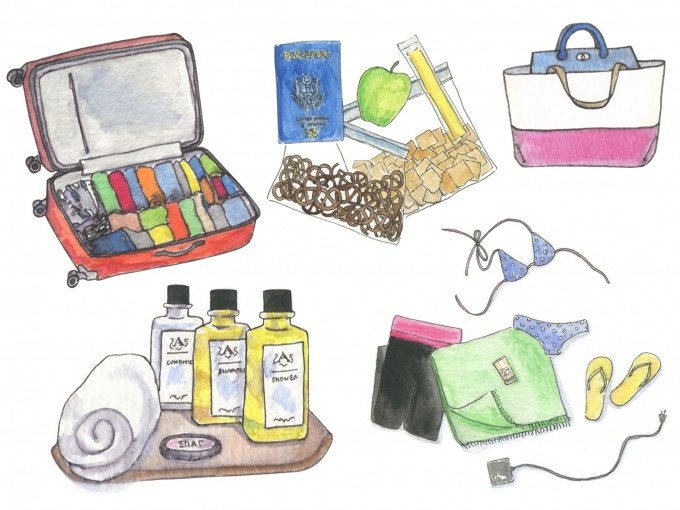 Smart Packing Tips for Moving by Plane