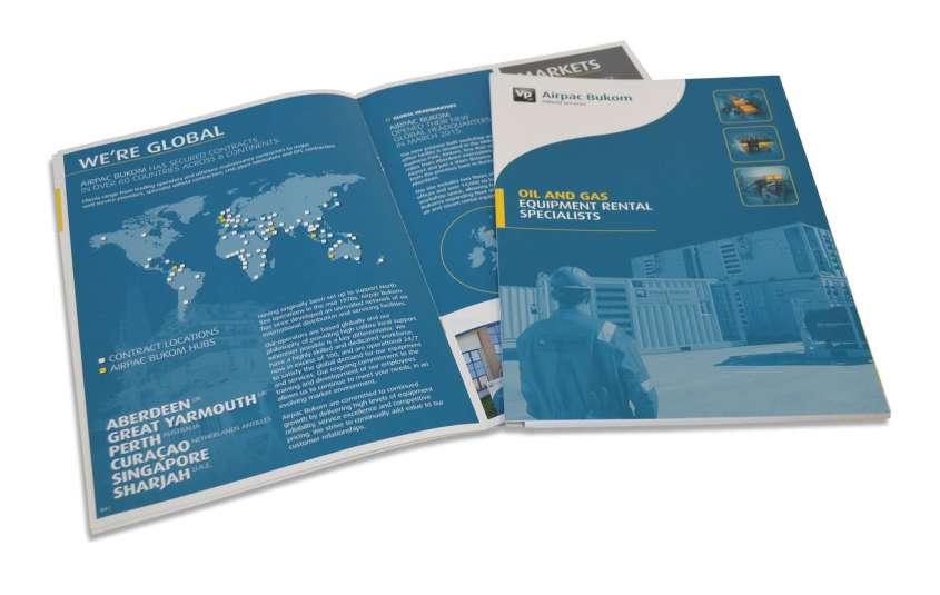 Brochure Airpac Bukom Oilfield Services - services brochure