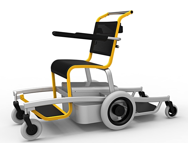 Self Propelled Transport Wheelchairs For Airport Prm