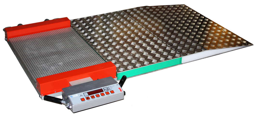 Teknoscale Ltd - Portable Weighing Equipment for Aircraft Weighing - how would you weigh a plane without scales
