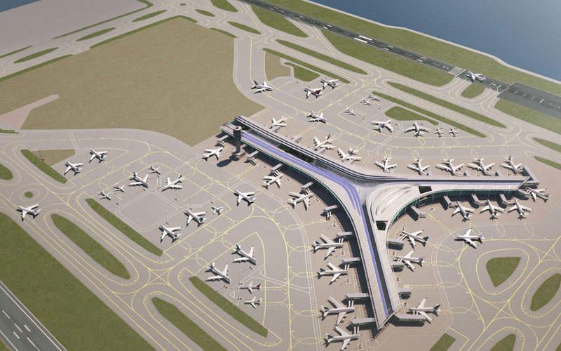 Hong Kong International Airport Hkia Expansion Airport