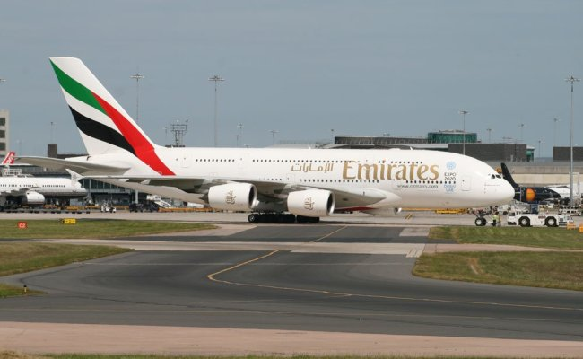 Emirates A380 To Start On Gatwick Route Airport Spotting Blog