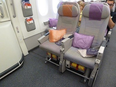 Emirates A380 Seating Plan With Pictures Good Bad