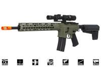 Krytac Trident MK2 SPR Keymod M4 Carbine AEG Airsoft Gun ...