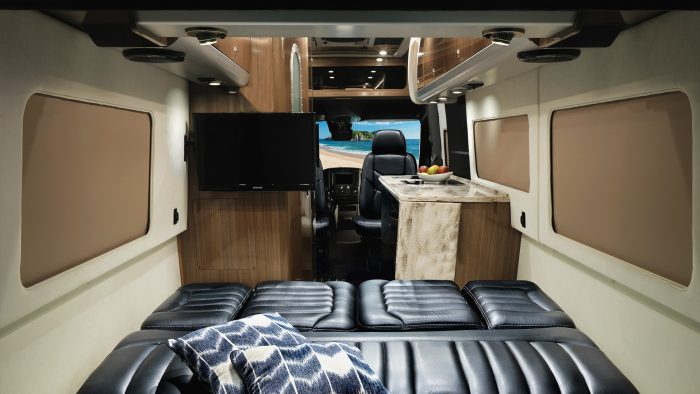 Interstate Grand Tour Ext Touring Coaches Airstream
