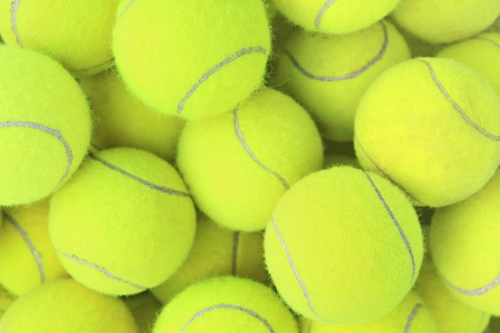The Tennis Ball, Indoor Air Quality, and Occupational Risk - Extract All - why is there fuzz on a tennis ball