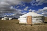Wczasy i wycieczki, Azja, Mongolia, Jurta