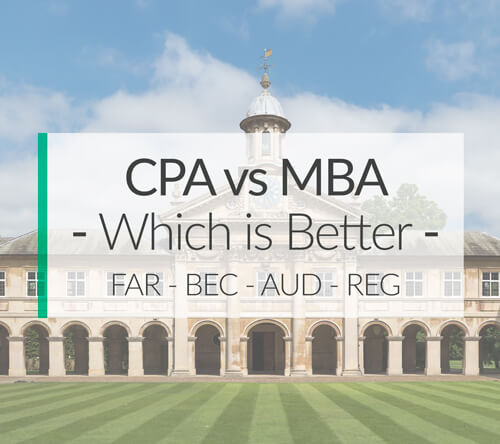 CPA vs MBA Which is Better for Your Career, Salary, and Wallet?