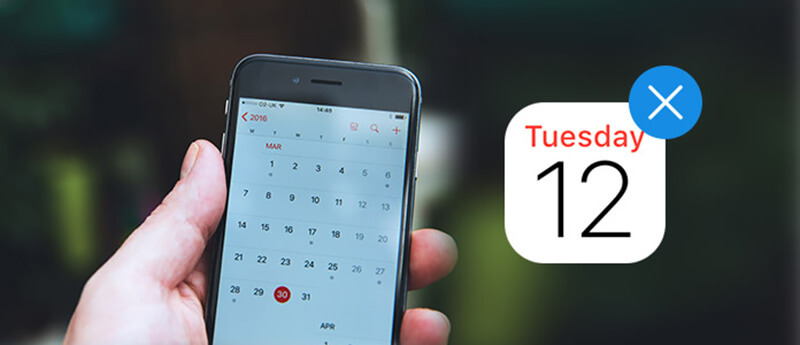 Fixed iPhone Calendar Disappeared? How to Get Back