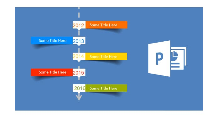 Simple Guide to Make a Timeline in PowerPoint The Easiest Way - powerpoint timeline