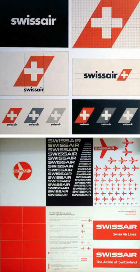 Swissair Logo