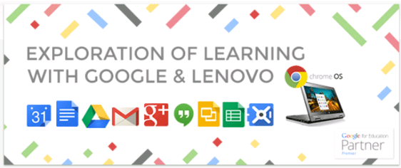 2015-06-29 – Exploration of Learning with Google & Lenovo