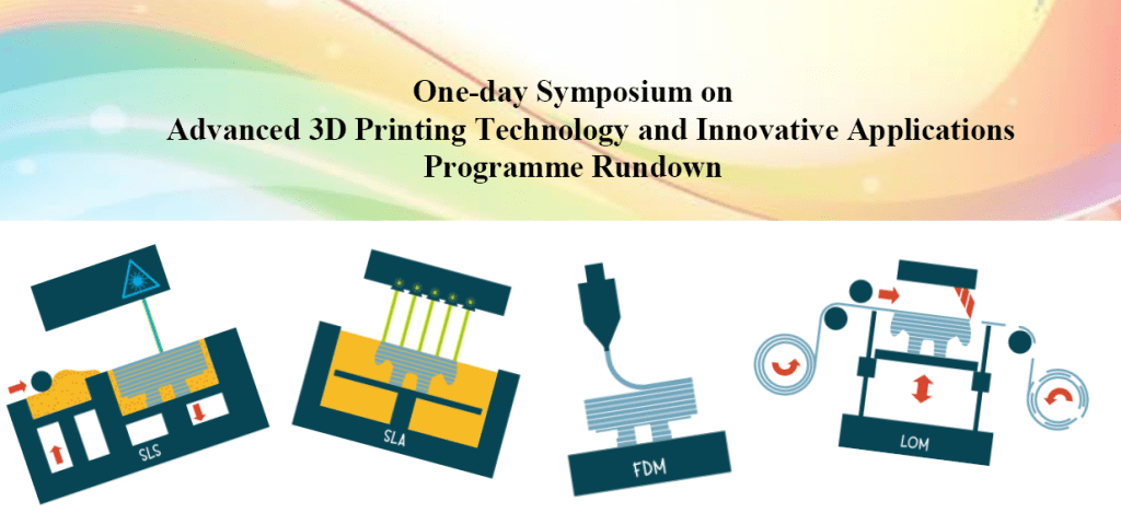 2015-09-14 – One Day Symposium on Advanced 3D Printing Technology and Innovative Applications