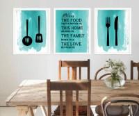 printable art for kitchen, kitchen decor idea ID02 ...