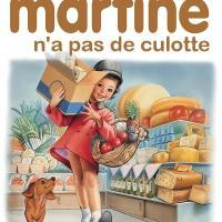 Martine va au cimetière
